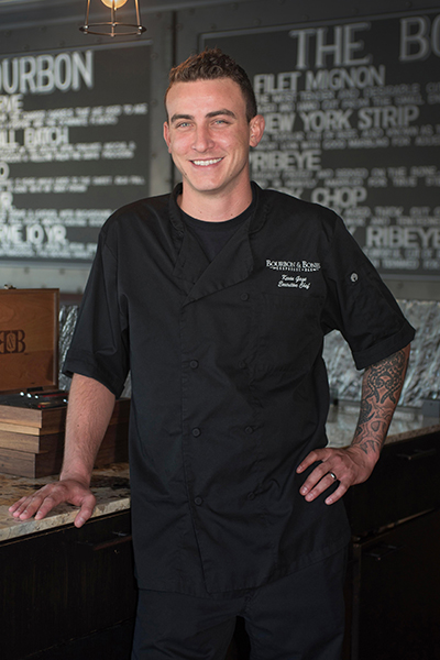 Executive Chef Kevin Gage